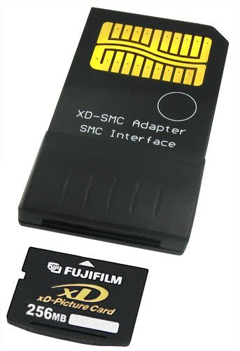 xD Memory Card to Smartmedia Card Reader Writer (128mb Xd Picture Memory Card)