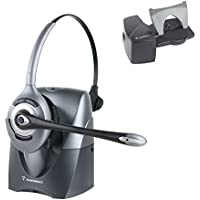 Plantronics CS351n Wireless Office Headset With Lifter (Certified Refurbished)