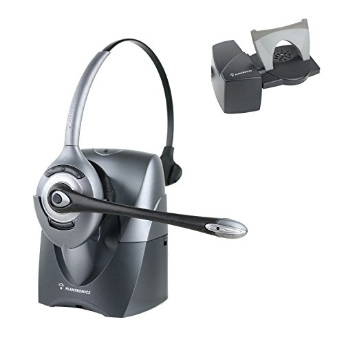 Plantronics CS351n Wireless Office Headset with Lifter (Certified - Lifter Bundle Hl10