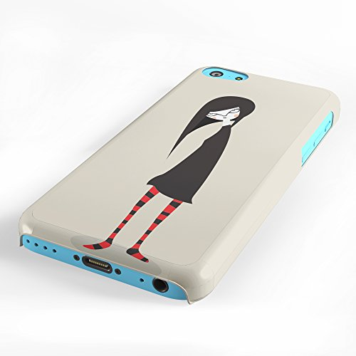 Koveru Back Cover Case for Apple iPhone 5C - Angry Sister
