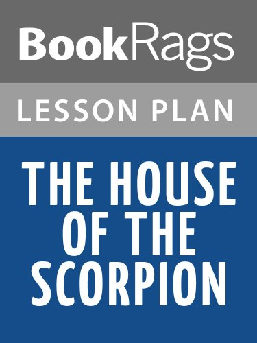 Lesson Plans The House of the Scorpion (The House Of The Scorpion Study Guide)
