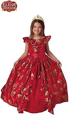 Disney - Disfraz de Elena de Avalor Premium para niña, infantil 3 ...