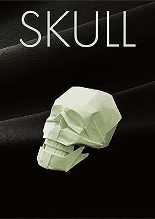 Skull Square Origami Creators Japanese Edition Kindle Edition