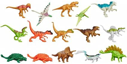 10 Dinosaur Figures All New in boxes! Mixed lot of Jurrasic World