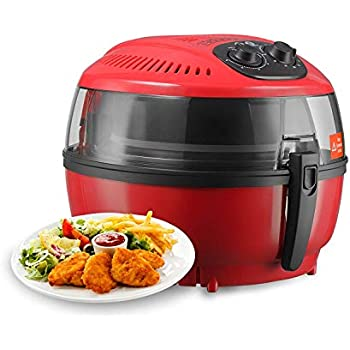 Amazon.com: Copper Chef 2 QT Air Fryer - Turbo Cyclonic Airfryer ...