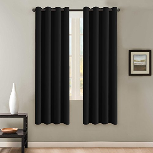 From Usa H Versailtex Blackout Room Darkening Curtains Window Panel Drapes Grey Color 2