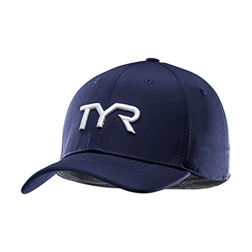 Tyr Fitted Victory Hat Navy ()