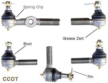 Tie Rod Kit - FJ40 FJ45 FJ55-1963 to 1984