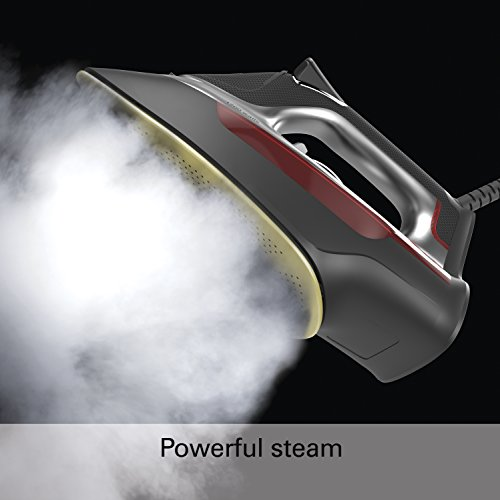 Review CHI Professional Steam Iron,