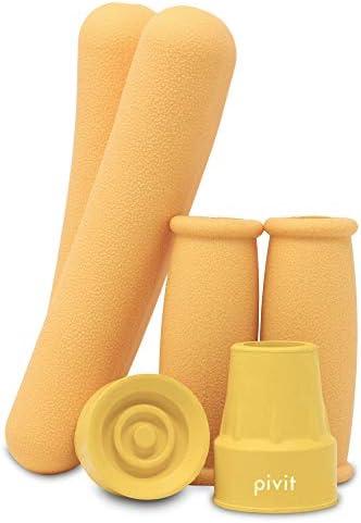 Amazon.com: Pivit - Kit de accesorios para muletas ...