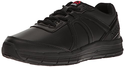 Reebok Work Men's Guide Work RB3500 Industrial and Construction Shoe, Black, 15 W US