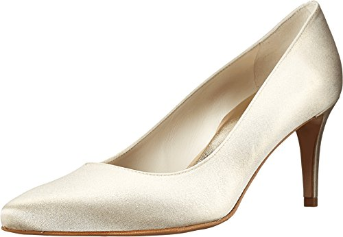 Stuart Bridal Shoes Weitzman - Stuart Weitzman Bridal & Evening Collection Women's Pinot Gold Raso 12 M US