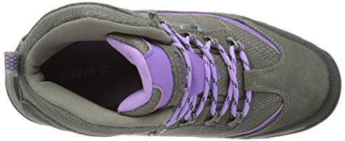 Tec Hiking Women's Boot Skamania Mid Hi Waterproof Viola Grey Rise x7Yqgdg5