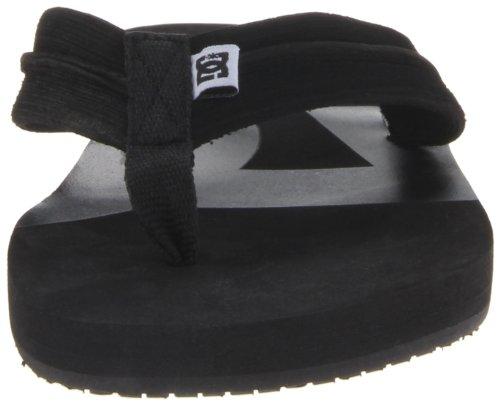 DC Flip Flops - DC Central Flip Flops - Black