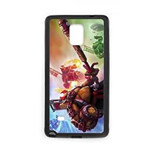 Dota2 BREWMASTER Samsung Galaxy Note 4 Cell Phone Case Black 82You454886