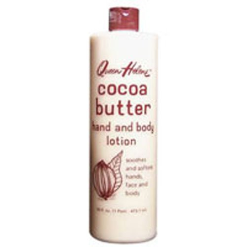 (QUEEN HELENE Cocoa Butter Hand & Body Lotion 16 oz (Pack of 2))