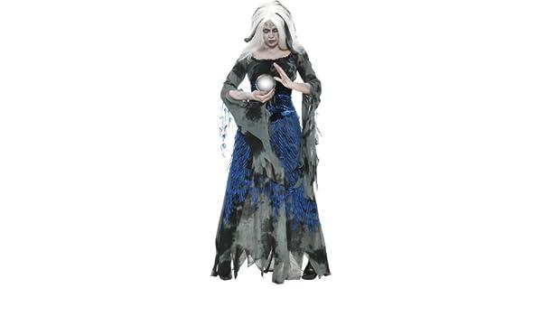Desconocido Disfraz de vidente Halloween: Amazon.es: Juguetes y juegos