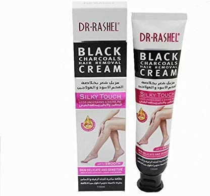 Hair Removal Cream With The Extraction Of Black Coal And Collagen From Dr Rachel Buy Online At Best Price In Uae Amazon Ae