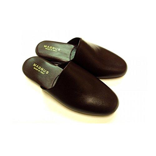 Artigianali Made Nuove In Pantofole Uomo Magnus Italy Pelle Esclusive wa4PBvq