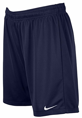 Nike Womens Equalizer Soccer Shorts (Small, Navy) (Ladies Shorts Blue Tempo Navy)