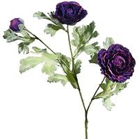 Euro Flora Yapay Çiçek Rannuculus 64 Cm