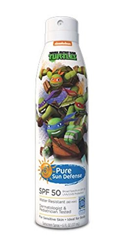 Amazon.com: Pure Sun Defense Teenage Mutant Ninja Turtles ...