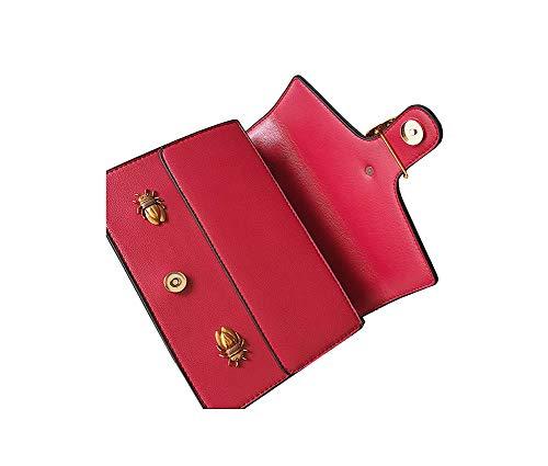 hombro Red mujer PACD Bolso poliuretano de para al EUnqOqwA0