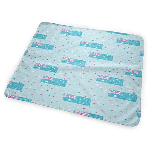 YOOJPC-6 Portable Diaper Changing Pad Aussie Lightweight Foldable Changing Mat