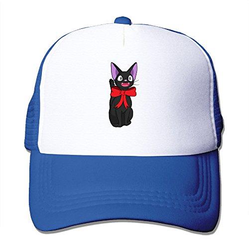 MVIKI Adult Cute Cat Camping Hats ()