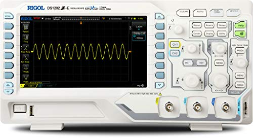 Rigol DS1202Z-E - Two Channel / 200 MHz Digital Oscilloscope