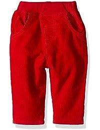 JoJo Maman Bebe Baby Boys' Cord Pull-Ups (Baby) - Red