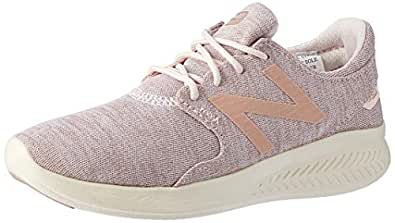 New Balance Coast FuelCore Running Shoes, Pink, 1 US