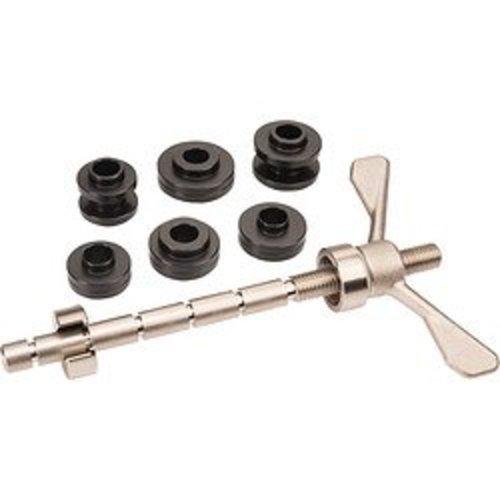 Bearings One Set (Park Tool BBP-1 Bottom Bracket Bearing Press Set Blue, One Size)