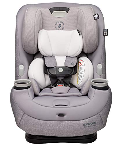 Maxi-Cosi Pria Max 3-in-1 Convertible Car Seat, Nomad Grey, One Size, CC208ETL