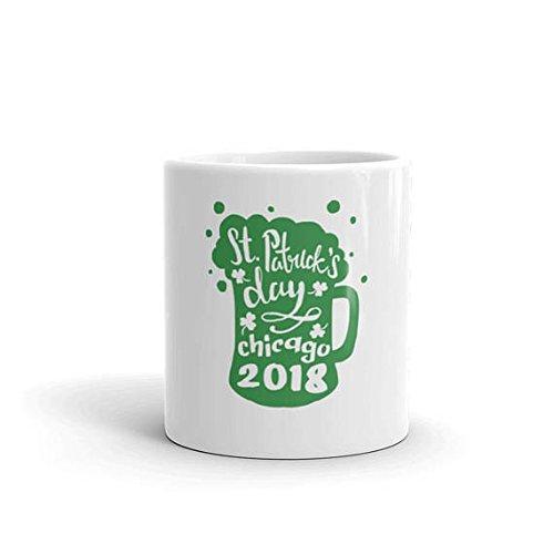 St Patricks Day Mug | Chicago Irish 2018 | St Patricks Day Gift | St Patricks Gifts | Southside Irish | Irish Coffee Mug | 11oz 15oz