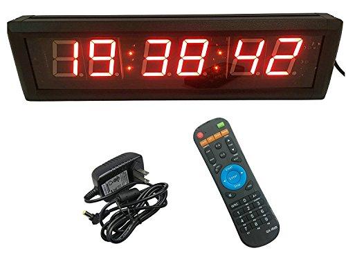 remote control countdown timer - 9