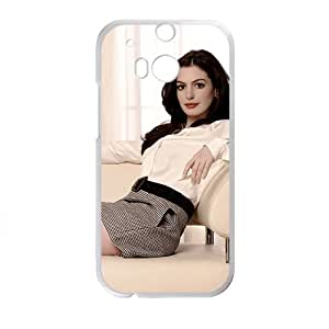 Happy Scarlett Johansson Design Pesonalized Creative Phone Case For HTC M8
