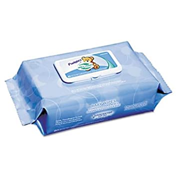 NICA630FW - Nice-pak Unscented Pudgies Baby Wipes
