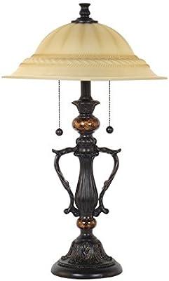 Kenroy Home Richardson Table Lamp Bronze Floor Lamp