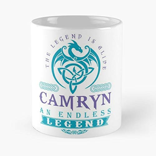 Camryn Name About An Endless Legend Coffee Mugs Best Gift 11 Oz