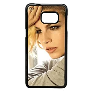 Emma Marrone X9O48H4IO funda Samsung Galaxy Note caso funda Edge 5 TED35Y negro