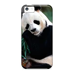 Hot New Panda Case Cover For Iphone 5c With Perfect Design