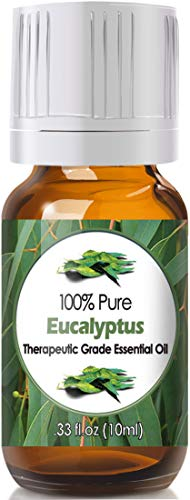 Eucalyptus Essential Oil for Diffuser & Reed Diffusers (100% Pure Essential Oil) 10ml