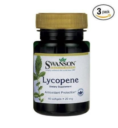 Lycopene 20 mg 60 Sgels (3)