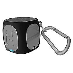iHome IBT55BGXC Bluetooth Rechargeable Mini Speaker System (Black)
