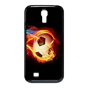 SamSung Galaxy S4 9500 phone cases Black Football fashion cell phone cases UTRE3321527
