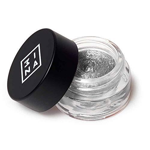 3INA Makeup Cruelty Free Paraben Free Cream Eyeshadow 3 ml - 309 Light Grey]()