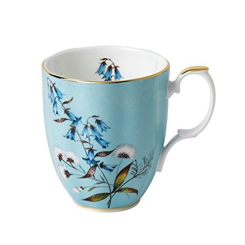 Royal Albert 40017593 100 Years 1950 Mug, 14.1 oz, Multicolor