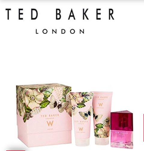 Ted Baker W Eau de Toilette Gift Set for her