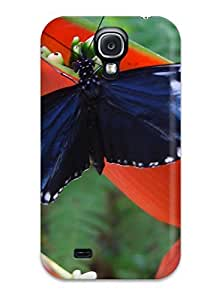 High-quality Durable Protection Case For Galaxy S4(tropical Butterfly)